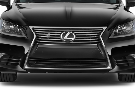 Slide 1 of 25: 2015 Lexus LS
