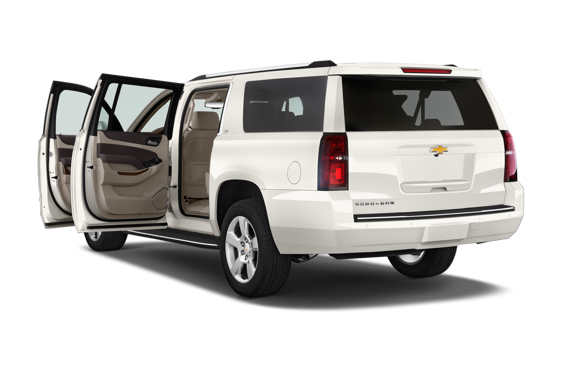 Slide 1 of 25: 2015 Chevrolet Suburban