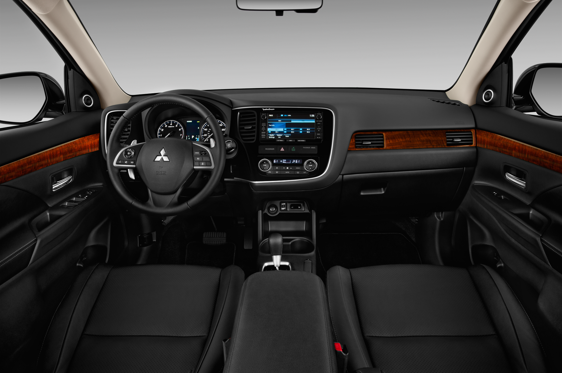 Slide 1 of 11: 2015 Mitsubishi Outlander