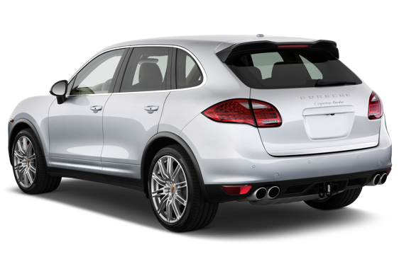 Slide 2 of 14: 2013 Porsche Cayenne