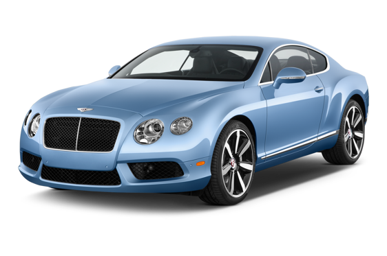 Slide 1 of 14: 2015 Bentley Continental GT