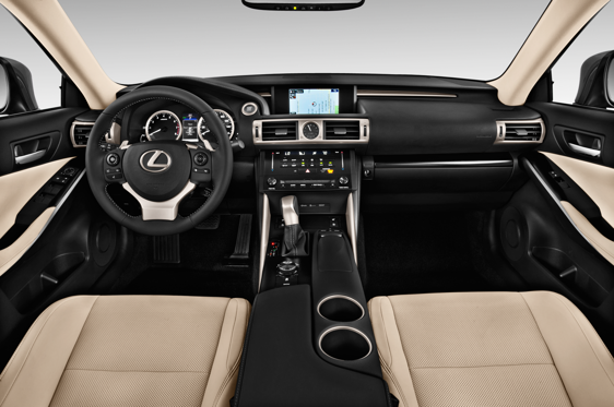 Slide 1 of 11: 2015 Lexus IS