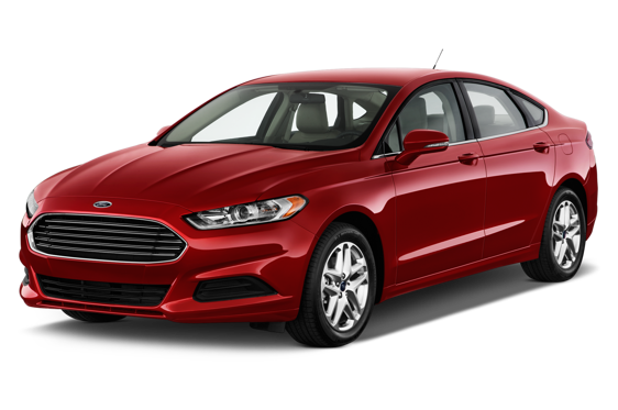 Slide 1 of 14: 2015 Ford Fusion Hybrid