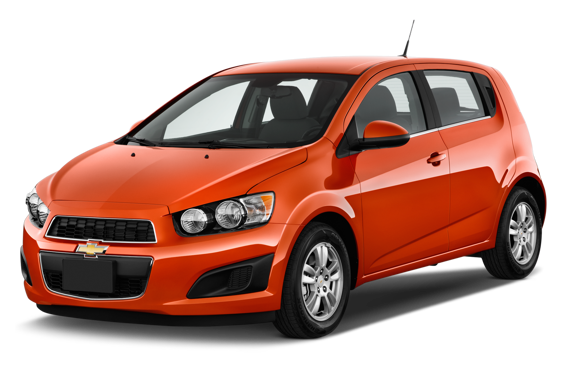Slide 1 of 14: 2015 Chevrolet Sonic