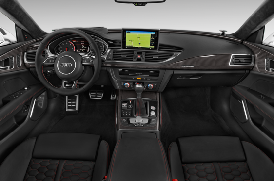 Slide 1 of 11: 2015 Audi RS 7