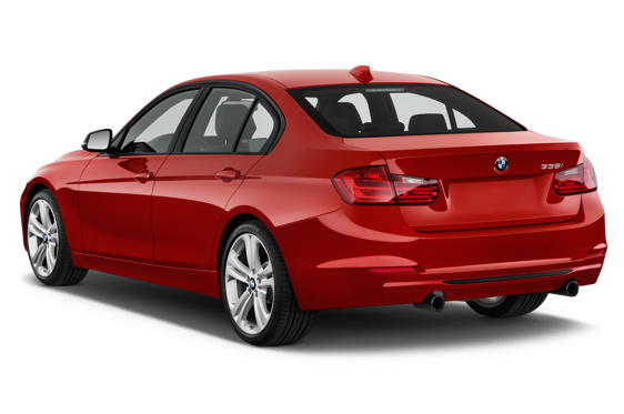 Slide 2 of 14: 2015 BMW 3 Series