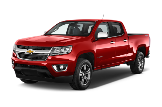 Slide 1 of 14: 2015 Chevrolet Colorado