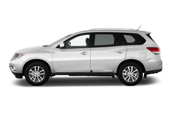 Slide 1 of 25: 2014 Nissan Pathfinder