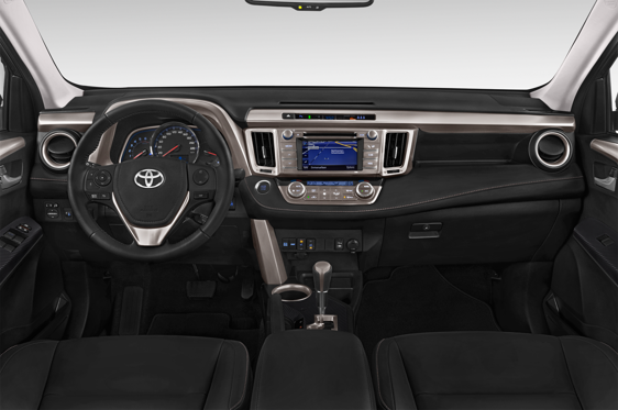 Slide 1 of 11: 2014 Toyota RAV4