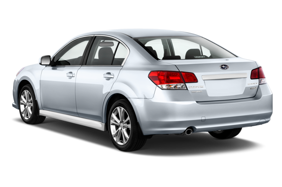 Slide 2 of 14: 2014 Subaru Legacy