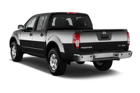 Slide 2 of 14: 2014 Nissan Frontier