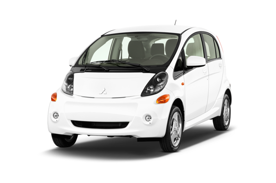 Slide 1 of 14: 2014 Mitsubishi i-MiEV
