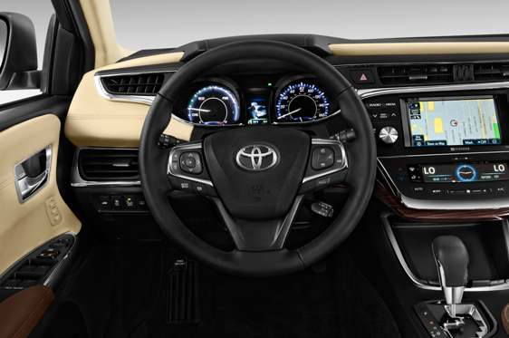 Slide 1 of 24: 2014 Toyota Avalon