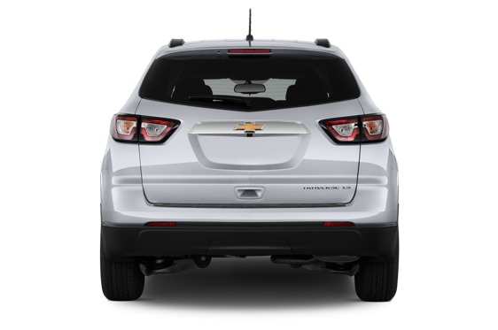 Slide 1 of 25: 2015 Chevrolet Traverse