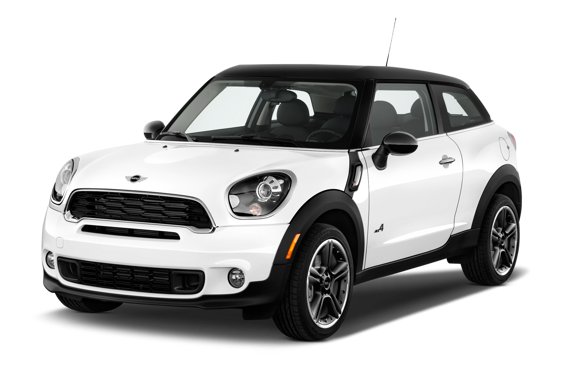 Slide 1 of 14: 2014 MINI Paceman