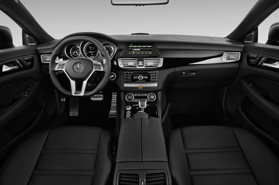 Slide 1 of 11: 2014 Mercedes-Benz CLS-Class