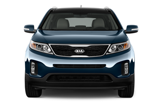 Slide 1 of 25: 2014 Kia Sorento