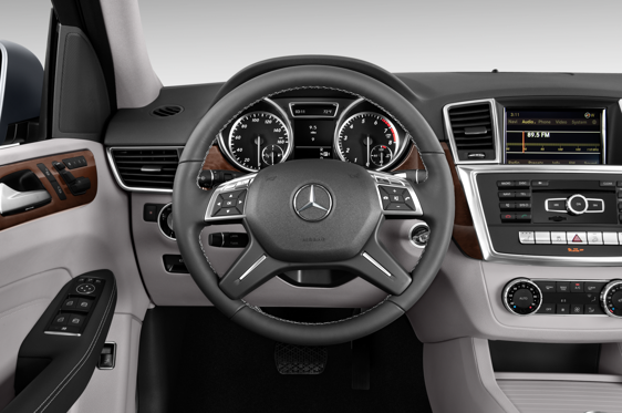 Slide 1 of 25: 2013 Mercedes-Benz M-Class