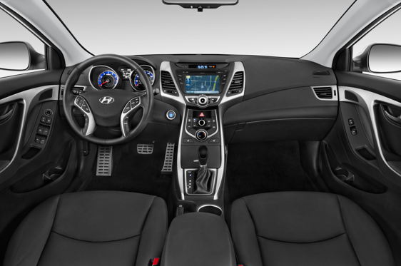 Slide 1 of 11: 2014 Hyundai Elantra