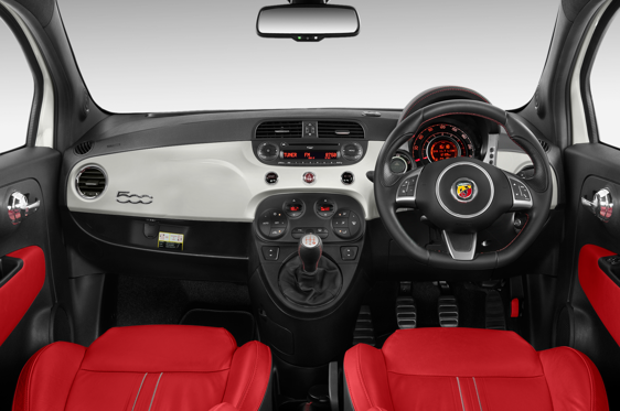 Slide 1 of 11: 2014 Abarth 500