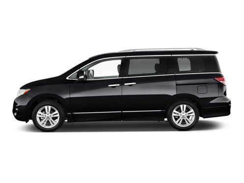 Slide 1 of 12: 2014 Nissan Quest
