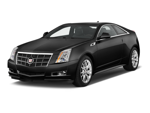 Slide 1 of 20: 2013 Cadillac CTS Coupe