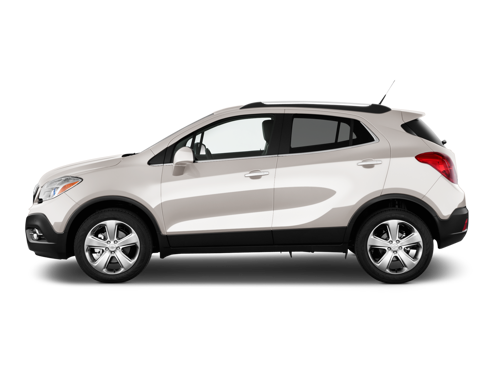 Slide 1 of 20: 2013 Buick Encore