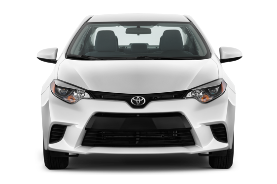 Slide 1 of 24: 2014 Toyota Corolla