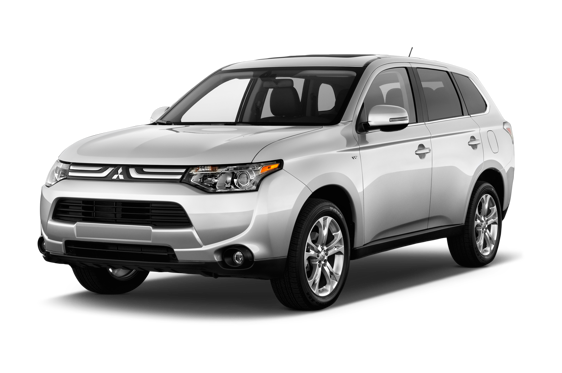 Slide 1 of 14: 2014 Mitsubishi Outlander