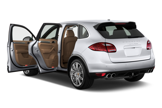 Slide 1 of 25: 2013 Porsche Cayenne