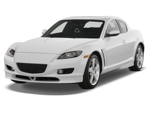 Slide 1 of 14: 2008 Mazda RX-8