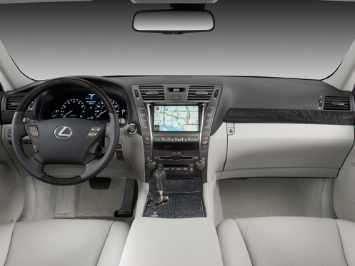Slide 1 of 11: 2008 Lexus LS