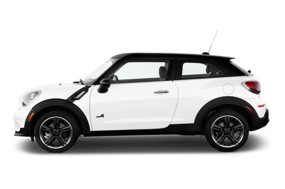 Slide 1 of 25: 2016 MINI PACEMAN
