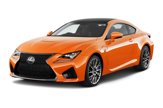 Slide 1 of 14: 2016 Lexus RC