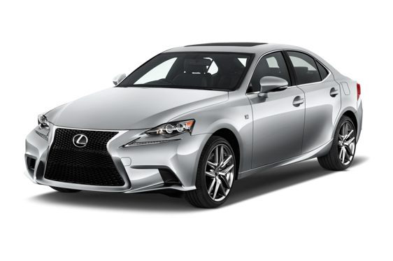 Slide 1 of 14: 2016 Lexus IS