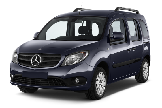 Slide 1 of 14: 2013 Mercedes-Benz Citan
