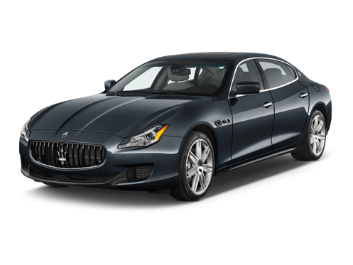 Slide 1 of 30: 2013 Maserati Quattroporte
