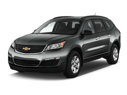 Slide 1 of 8: 2014 Chevrolet Traverse
