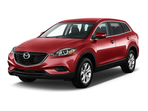 Slide 1 of 11: 2013 Mazda CX-9