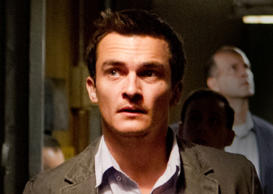 Rupert Friend as Peter Quinn in 'Homeland'