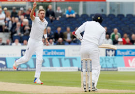Second Test, Day 3: England vs Sri Lanka