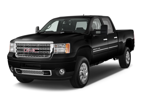 Slide 1 of 8: 2012 GMC Sierra 2500 Denali HD