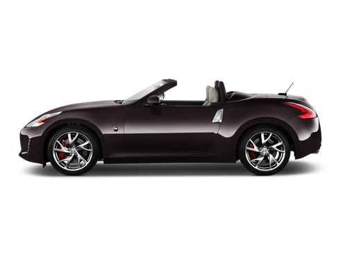 Slide 1 of 24: 2013 Nissan 370Z Roadster