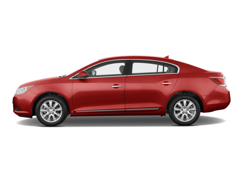 Slide 1 of 17: 2013 Buick LaCrosse