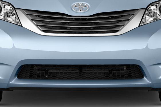 Slide 1 of 24: 2015 Toyota Sienna