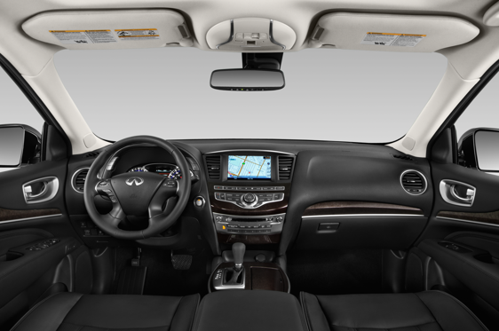 Slide 1 of 11: 2015 Infiniti QX60