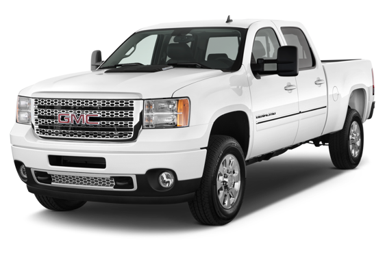 Slide 1 of 14: 2013 GMC Sierra 2500 Denali HD
