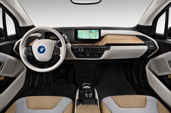 Slide 1 of 11: 2015 BMW i3
