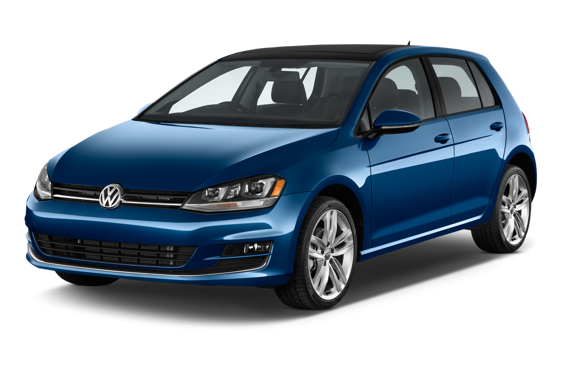 Slide 1 of 25: 2016 Volkswagen Golf