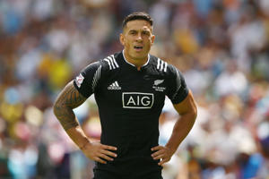 Sonny Bill Williams spent 2016 playing for the New Zealand sevens team.